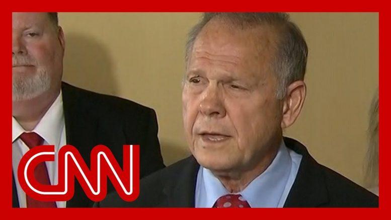 Roy Moore running again for US Senate seat in Alabama 1