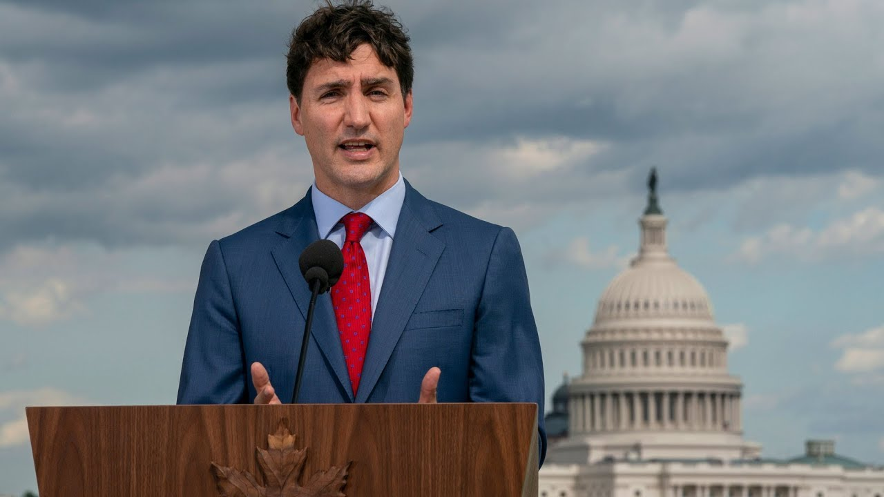 Trudeau discusses his meeting with Trump, ongoing tensions with China 2
