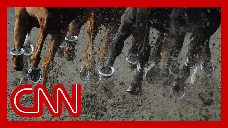 Santa Anita track owners and trainers under investigation after horse deaths 1