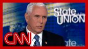 Pence says Trump moving forward with Iran sanctions 4