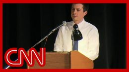 Watch heated moment from Pete Buttigieg's town hall 8
