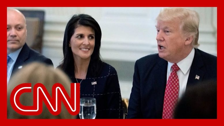Pro-Trump Democrat suggests ditching Mike Pence for Nikki Haley 1