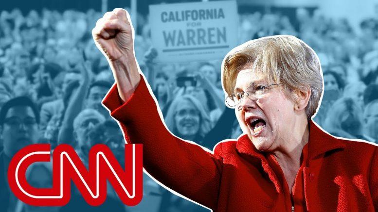 Elizabeth Warren has her 2020 mojo back 1