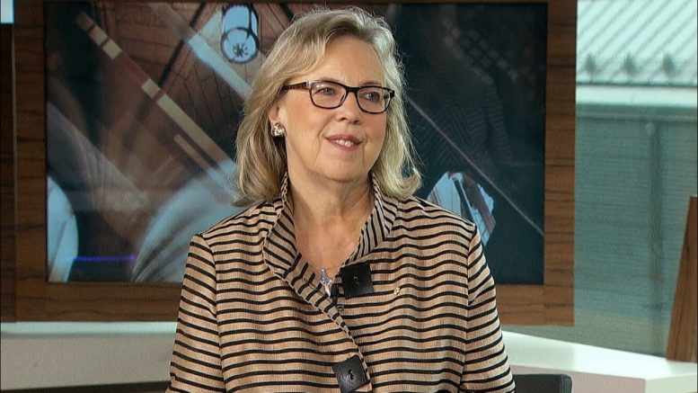 Elizabeth May explains why the Greens aren't a one-issue party 1