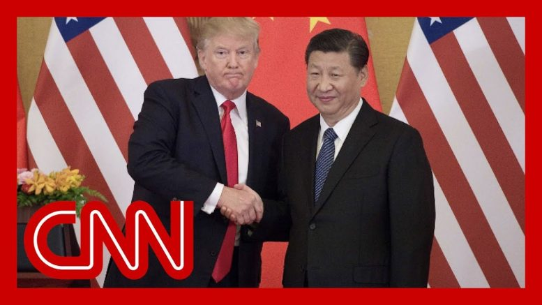 Investors await news on a US-China trade deal 1