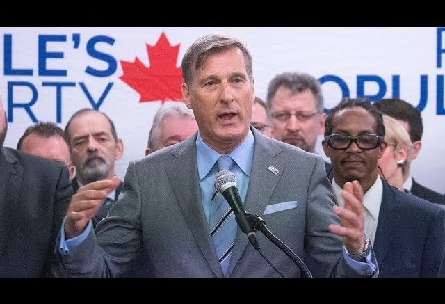 Maxime Bernier: 'There is no climate change urgency in this country' 1