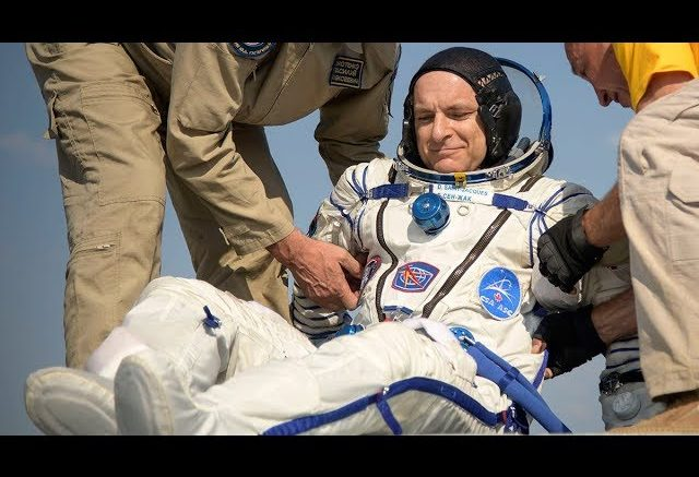 Canadian astronaut David Saint-Jacques returns to Earth after 204 days in orbit 1