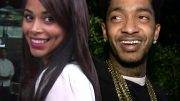 Lauren London Pays Tribute to Nipsey Hussle on Fathers Day - TMZ 3