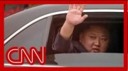 How did Kim Jong Un get his armored Mercedes? 2