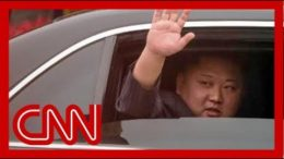 How did Kim Jong Un get his armored Mercedes? 1