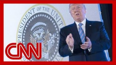 Aide fired after Trump appears with doctored presidential seal 6