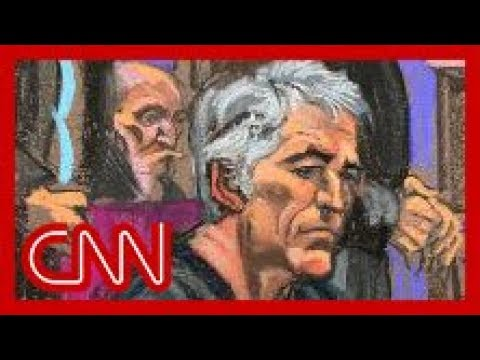 Jeffrey Epstein pleads not guilty to sex trafficking of minors 1