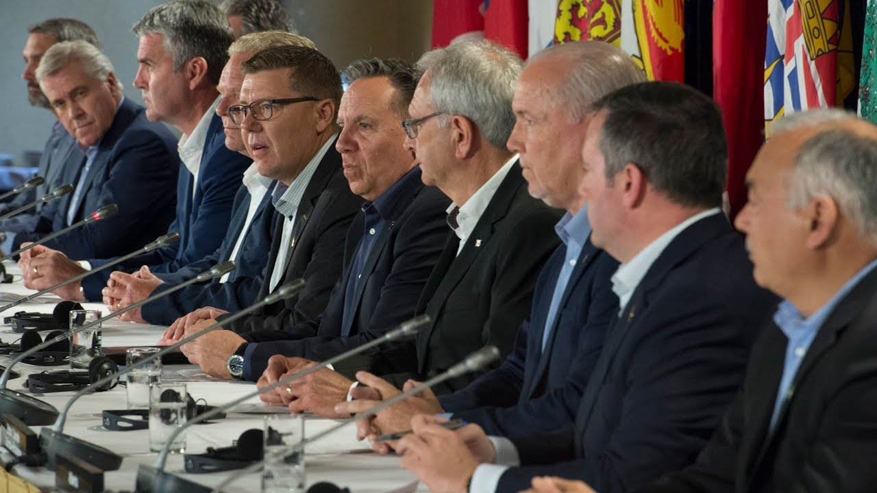 """Canada a """"stronger nation"""" coming out of premier's meeting: Scott Moe 9"""