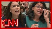 Ocasio-Cortez, Tlaib grow emotional while testifying on border visit 5