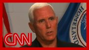 Pence: Outrage to call detention centers 'concentration camps' 4