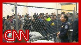 First-ever video from journalists inside border facilities 2