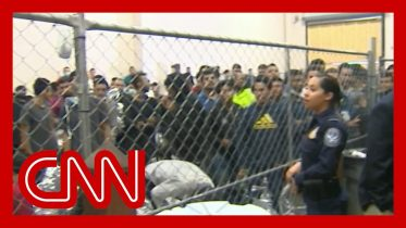 First-ever video from journalists inside border facilities 10