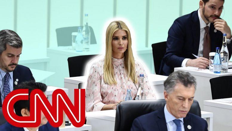 Ivanka Trump isn't a diplomat. So why is she acting like one? 1