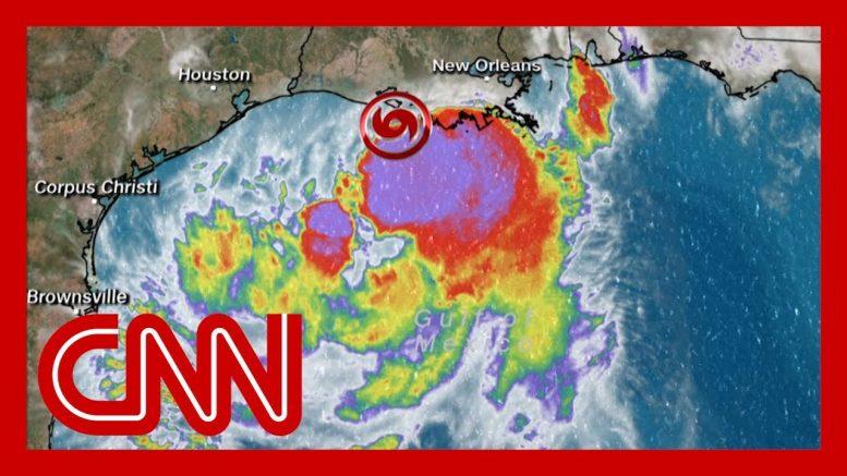 Tropical Storm Barry creeping towards Louisiana coast 1