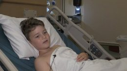 10-year-old boy's leg crushed by rock while in P.E.I. on vacation 4