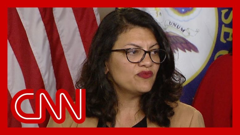 Rep. Tlaib: We know this is who Trump is 1