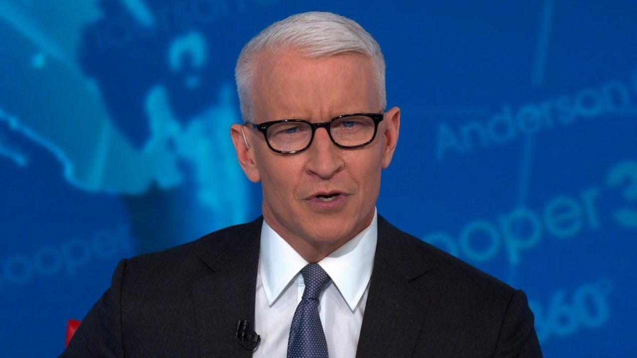 Anderson Cooper: It's simple ... this is who Trump is 1