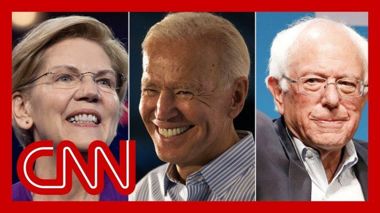 Poll: Biden, Warren, Sanders leading among Dems in New Hampshire 1