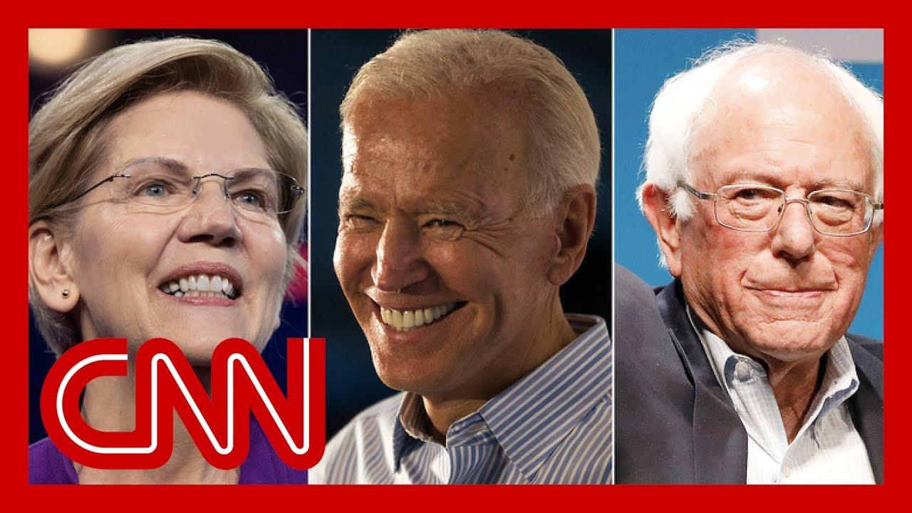 Poll: Biden, Warren, Sanders leading among Dems in New Hampshire 5