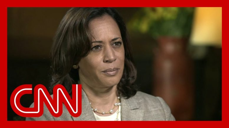 Kamala Harris: My plan is not an eliminaton of Obamacare 1