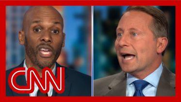 CNN panelists get in fiery exchange over Trump's tweets 10