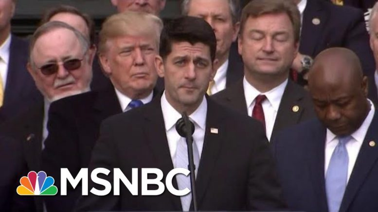 How President Donald Trump Captured The Republican Party | The Last Word | MSNBC 1
