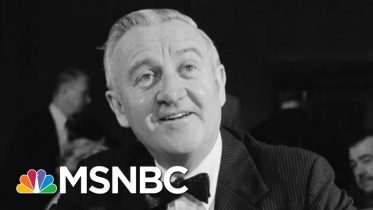 Retired Supreme Court Justice John Paul Stevens Dies At 99 | The Last Word | MSNBC 6