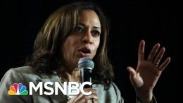Harris On Trump's Racist Tweets: 'Vile, Ignorant... How Low Can He Go?' | The 11th Hour | MSNBC 4