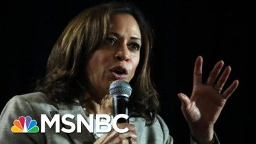 Harris On Trump's Racist Tweets: 'Vile, Ignorant... How Low Can He Go?' | The 11th Hour | MSNBC 6