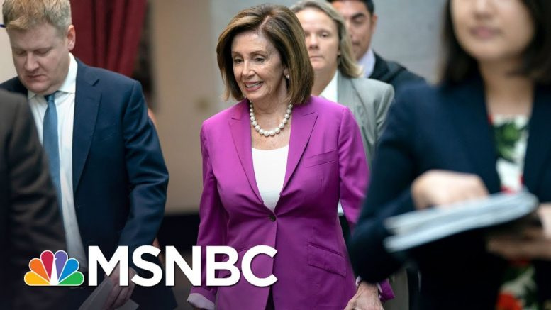 House Votes To Condemn President Trump's Statements - The Day That Was | MSNBC 1