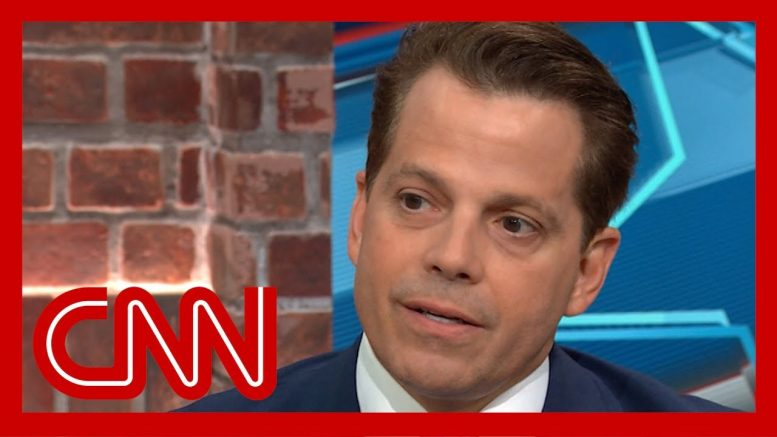Scaramucci: If Trump continues, he'd lose my support 1