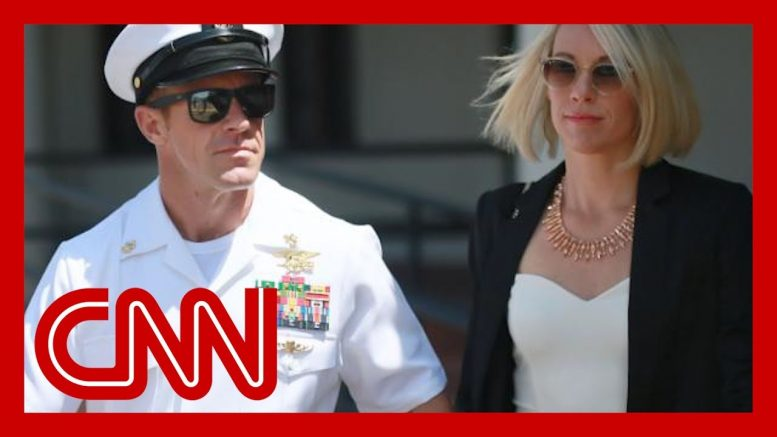 Jury finds Navy SEAL Gallagher not guilty of murder 1