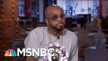 Jermaine Dupri On Why Rap Had Two G.O.A.Ts — Jay-Z And Nas | The Beat With Ari Melber | MSNBC 6