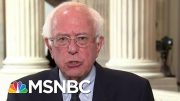 Senator Bernie Sanders On Healthcare And Cardi B | Velshi & Ruhle | MSNBC 3
