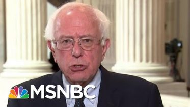 Senator Bernie Sanders On Healthcare And Cardi B | Velshi & Ruhle | MSNBC 6