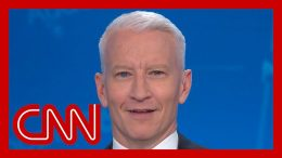 Anderson Cooper pokes fun at Trump's complaint on Fox News 3