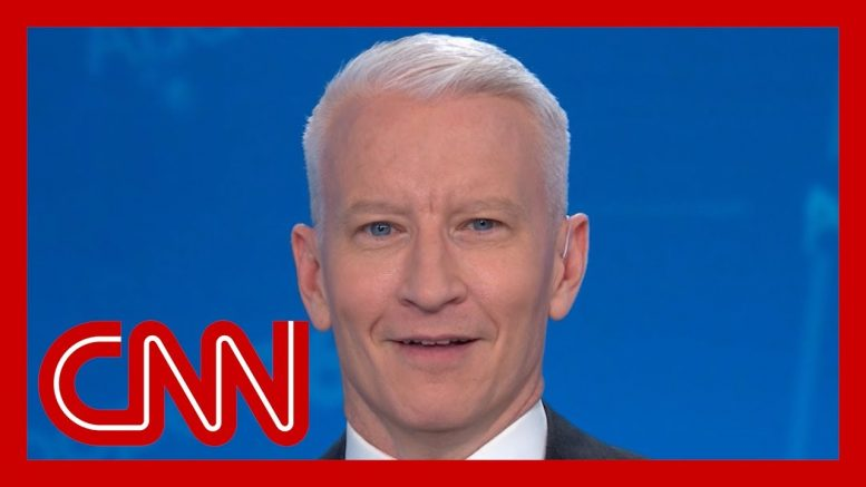 Anderson Cooper pokes fun at Trump's complaint on Fox News 1