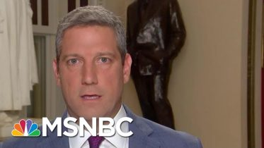 Ryan: 'I Am For Impeachment,' But We Shouldn't 'Bring It Right To The Floor' | MTP Daily | MSNBC 6