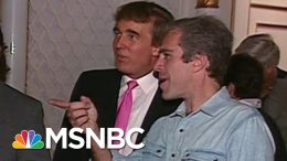 Footage Of Trump Partying With Epstein Surfaces | Deadline | MSNBC 6