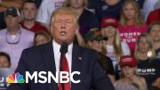 Crowd Chants 'Send Her Back' When Trump Mentions Rep. Omar At Rally | Hardball | MSNBC 4