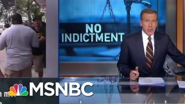See Trump AG Barr's Response To 'I Can't Breathe' Video   The Beat With Ari Melber   MSNBC 2