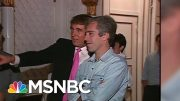 1992 Video Shows Trump Hosting Jeffrey Epstein At Mar-A-Lago | All In | MSNBC 3