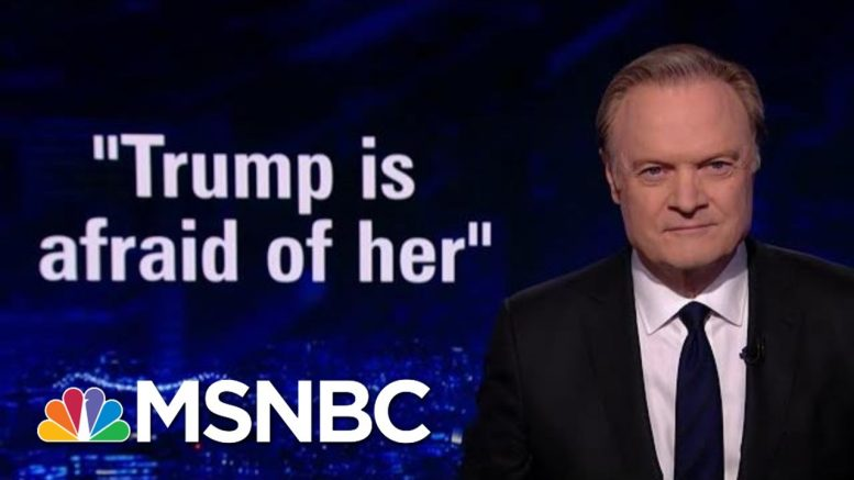 Crowd Chants 'Send Her Back' At Trump Rally | The Last Word | MSNBC 1