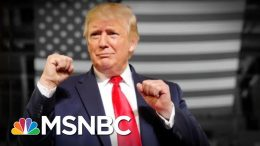 Trump Attacks Dems, Crowd Makes 'Send Her Back!' The New 'Lock Her Up!' | The 11th Hour | MSNBC 2