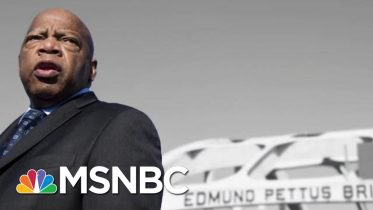Rep. John Lewis: Trump Is Sowing The Seeds Of Racism In America | The 11th Hour | MSNBC 6